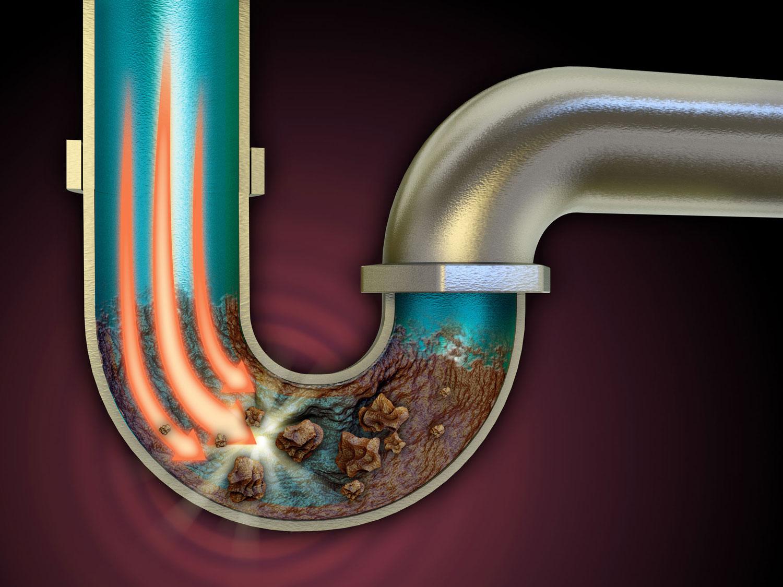 Pavisam vienkāršs veids, kā attīrīt aizsērējušās caurules. Visas 3 sastāvdaļas atrodas jūsu virtuvē
