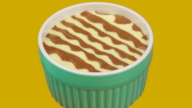 """""""Kinder"""" šokolādes muss: pavisam vienkāršs deserts, kas iekaros jūsu sirdis!"""