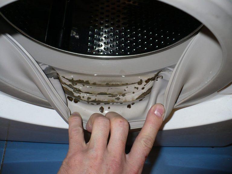 Brīnumaina metode, kas palīdzēs atbrīvoties no pelējuma veļas mašīnā