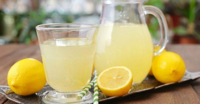 Dzeriet citronūdeni tablešu vietā, ja ciešat no kādas no šīm 15 problēmām!