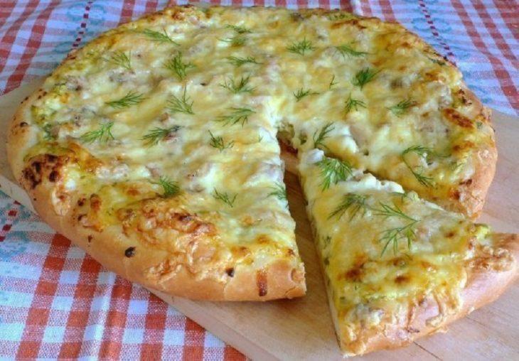 Šo picas recepti tu nezini. Pamēģini to izcept, un tu tā gatavosi vienmēr!