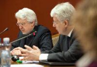 Sasauc Saeimas Ārlietu komisijas ārkārtas sēdi par Latvijas nacionālās pozīcijas paušanu starptautiskajās organizācijās