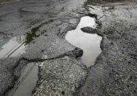 Iespējams sliktākais ceļš Latvijā +VIDEO
