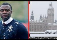 Imigrants no Ganas iesūdzējis tiesā Lielbritānijas valdību, par to, ka ziemā nosalis