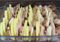 Šis ēdiens tev palīdzēs parastas vakariņas pārvērst svētku maltītē! Vienkārši un garšīgi!