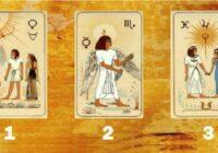 Vissenākā zīlēšana: izvēlieties vienu no šīm maģiskajām ēģiptiešu kārtīm!
