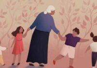Ārsti apgalvo, ka mums ir jādara viss iespējamais, lai bērni augtu ar vecmāmiņām. Un lūk, kāpēc tas tā ir