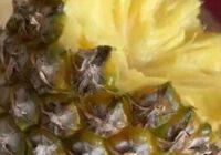 Izrādās, mēs visu dzīvi ēdām ananāsus nepareizi! Lūk, kā vajag