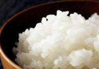 Pievieno rīsiem 1 sastāvdaļu, un tajos būs 2 reizes mazāk kaloriju! Kas tas varētu būt?