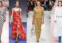 Uzzini modes tendences 2019. gada pavasarim. Sagaidi to koši un stilīgi!