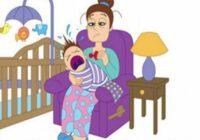 Bērna pirmajā dzīves gadā vecāki neguļ vidēji 44 dienas! Pati lielākā problēma!