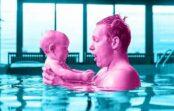 Eksperti apgalvo, ka jāsāk bērnu mācīt peldēt tūlīt pēc viņa dzimšanas. Lūk, kāpēc tas ir jādara!