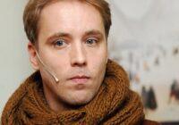 Līdz asarām aizkustinošu rīcība: izcēlies pazīstamais Nacionālā teātra aktieris Ančevskis