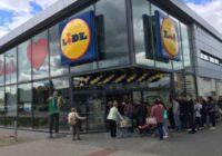 Dēļ mazo strādājot gribošo cilvēku LIDL veikalā, Latvijā aicina strādāt Ukraiņus ar algu līdz 1500 Eiro!