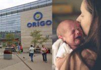 Stāvēju pie Origo un man klāt pienāca sieviete ar bērnu rokās. Pēc brīža biju pavisam apjucis!