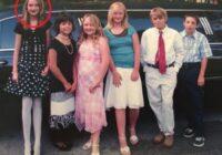 Meiteni pa kreisi skolā ķircināja par Žirafi. 8 gadus vēlāk visi sapņo ar viņu fotografēties!