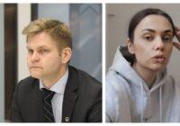 Paziņots, ka ministra Eglīša preses sekretāre būs aktrise Dārta Daneviča: viņa pati to …