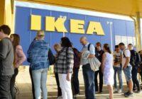 Pircēju pamatīgi šokē redzētais IKEA Latvijā